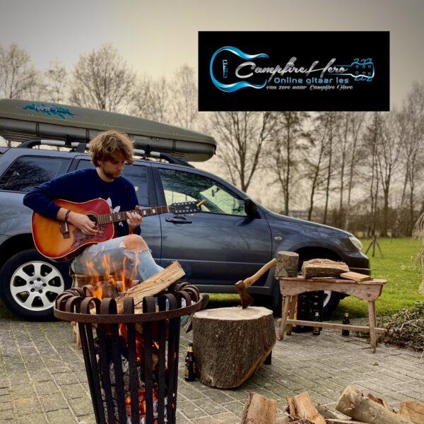 Campfire Hero gitaar
