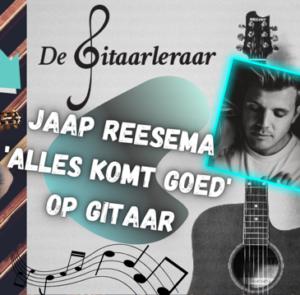 Jaap Reesema alles komt goed op gitaar